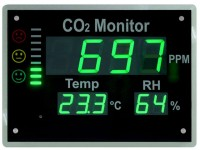 CO2 Monitor AIRCONTROL Vision