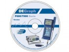 DE-Graph Windows Software für P600/P700/T900/T4200/DDMx-Serie